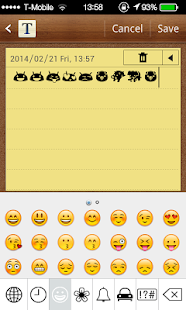 Iphone Emoji Font - screenshot thumbnail