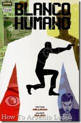 P00001 -  - Blanco Humano #1 al #5