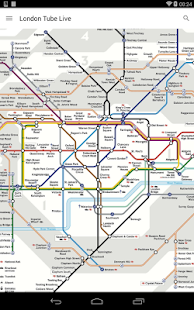London Tube Live - Underground- screenshot thumbnail