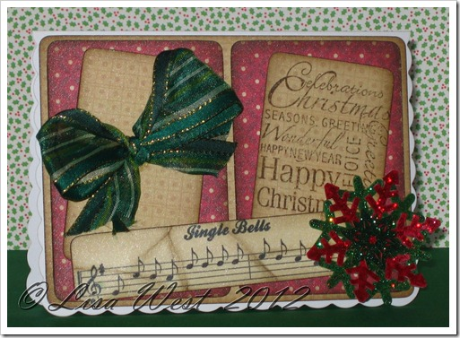 Traditional Christmas Card (1)