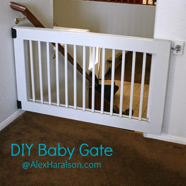 Alex Haralson Diy Baby Gate