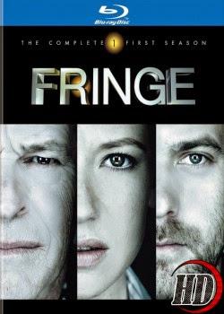 Fringe 1ª Temporada Blu ray 1080p Dual Áudio
