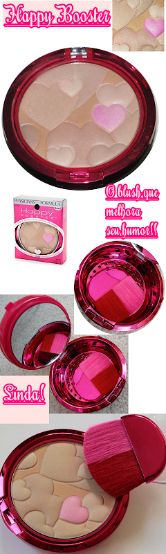 Happy Booster Glow and Mood Boosting Powder Beige