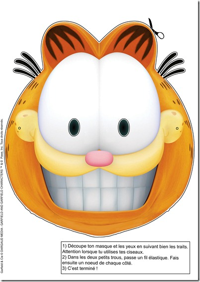 masque-garfield-grinning