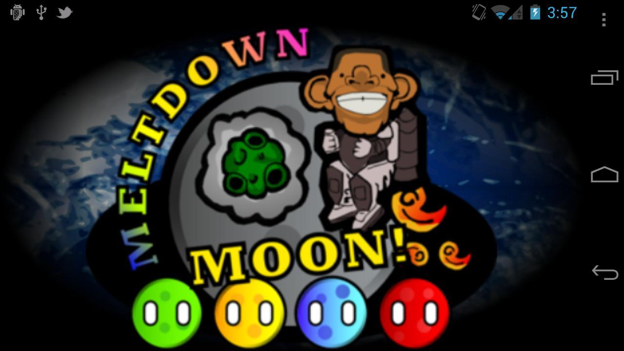 Meltdown Moon- screenshot