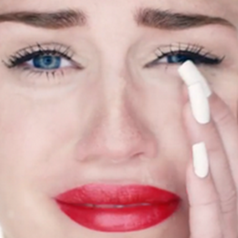 Miley Cyrus , Wrecking Ball : Director's Cut video