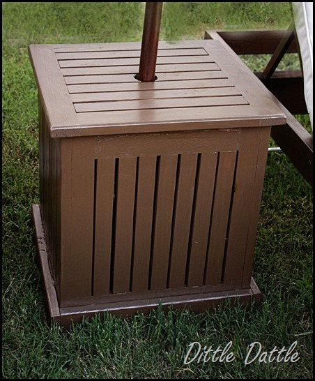 Pallet For Home Umbrella Stand Amp Side Table