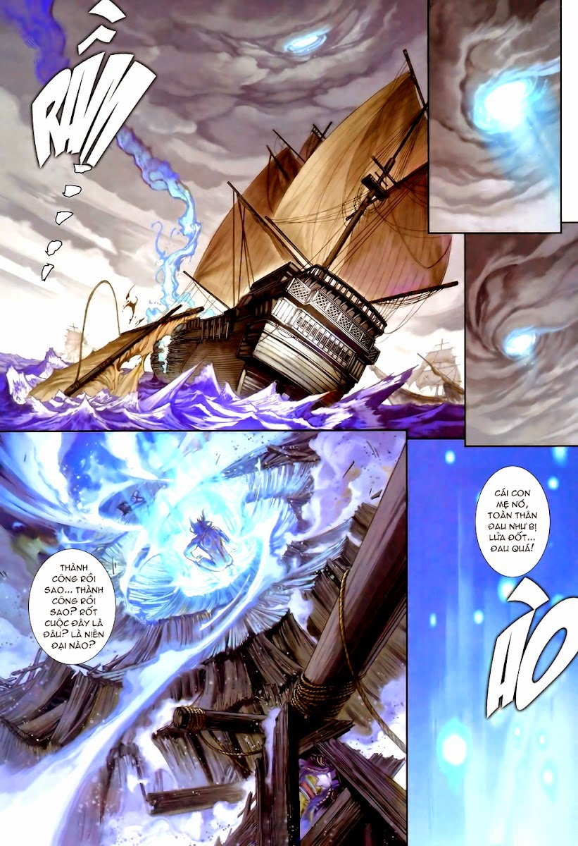 Ôn Thuỵ An Quần Hiệp Truyện Phần 2 chapter 1 trang 19