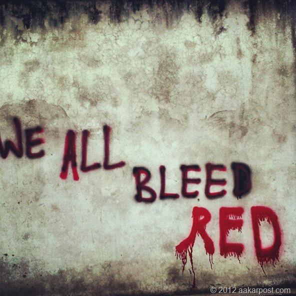 we-all-bleed-red