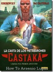 La casta de los Metabarones - Castaka 1 - Dayal el primer ancestro