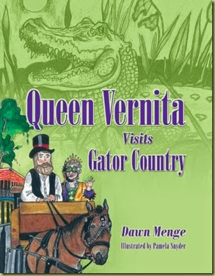 Queen Vernita Visits Gator Country cover