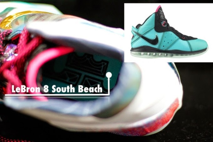 timeless design 4c802 5541f ... Breaking Down Every LeBron Shoe in the 8220What The8221 LeBron 11 ...