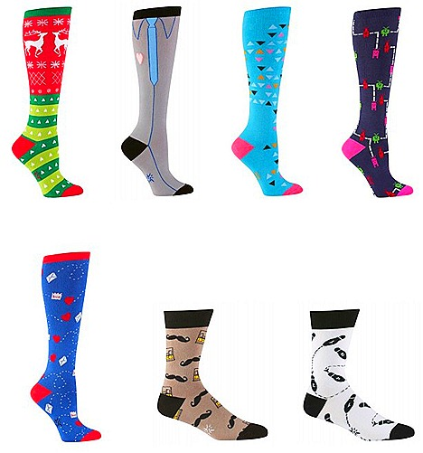 SOCK IT TO ME HOLIDAY COLLECTION PERFECT AS GIFTS