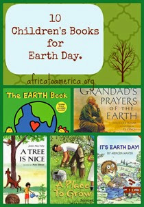 Earth Day Books from Africa to America