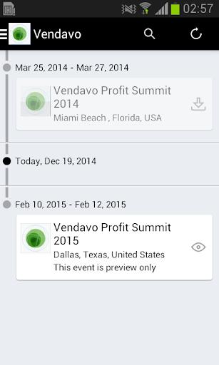 玩商業App|Vendavo Profit Summit.免費|APP試玩