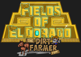 Farmville Fields of El Dorado Logo