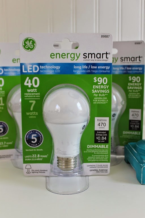 energy smart light bulbs from Target