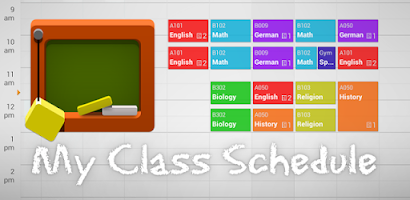 how to find your class schedule