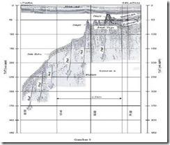 hasil penafsiran rekaman seismic