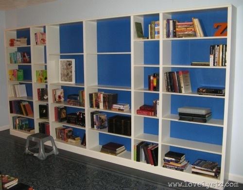 just books bookshelf