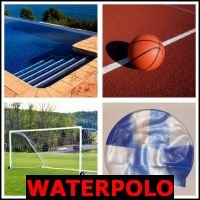 WATERPOLO- Whats The Word Answers