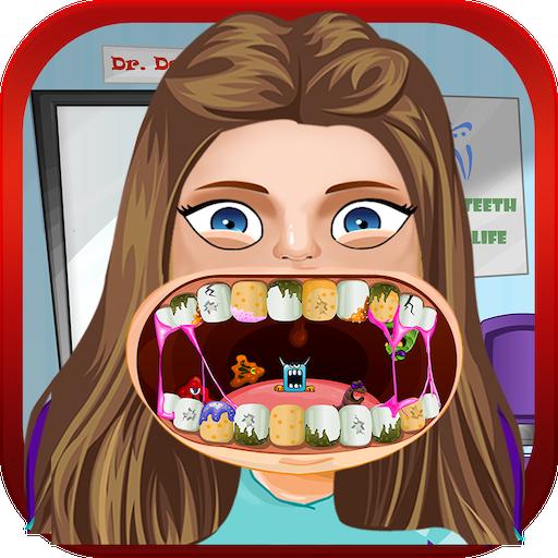 치과 의사 게임 休閒 App LOGO-APP開箱王