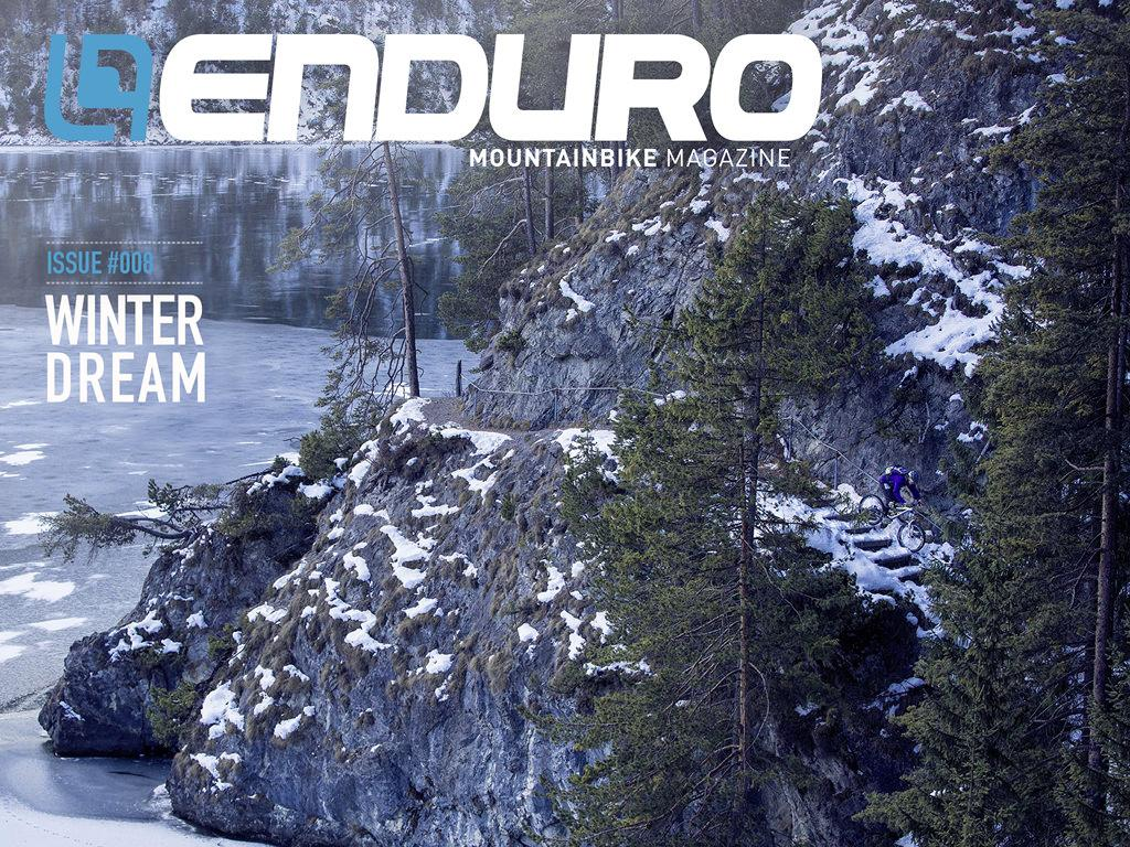 Enduro Mountainbike Magazine - screenshot