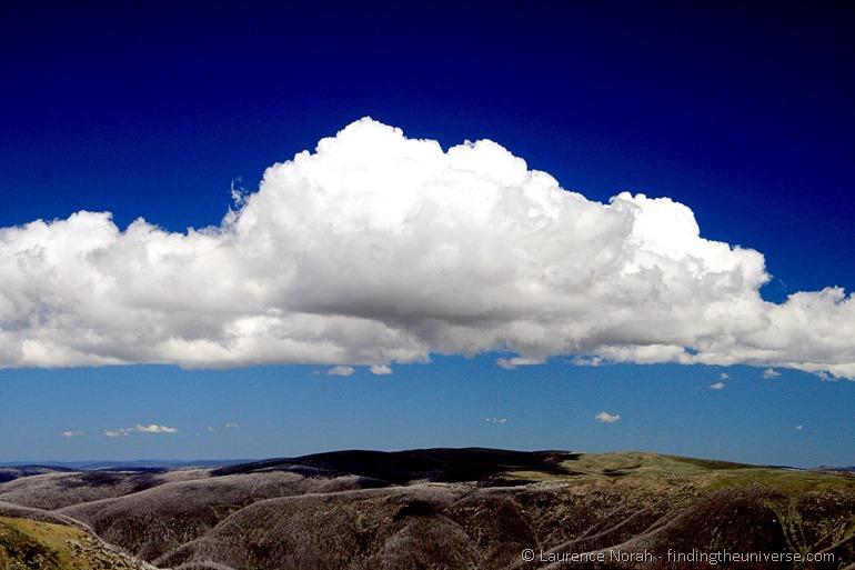 Clouds on Mount Bogong - Victoria - Australia
