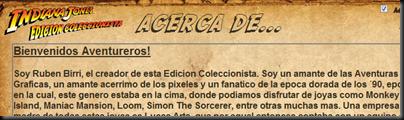 Indiana Jones Edición coleccionista 6