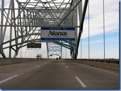 5767 Arkansas -  I-40 - Welcome sign