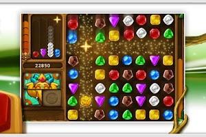 Screenshot of Jungle Jewels Free