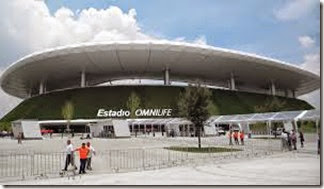 Estadio Omnilife sede