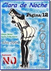 P00011 - Carlos Trillo - Clara de Noche #11