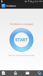HiroMacro Auto-Touch Macro v2.1.0
