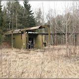Raketenaufzug & Lagerbunker
