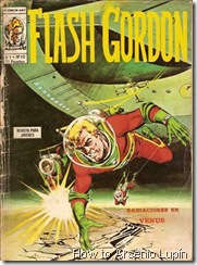 P00010 - Flash Gordon v1 #10