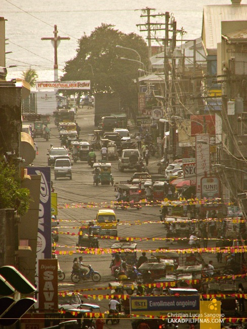 The Streets of Dipolog City