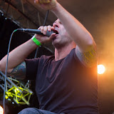 Exumer au Fall of Summer 2014