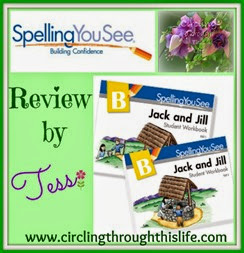 Spelling You See Curriculum Review ~ Of Tess's Favorites for 2014
