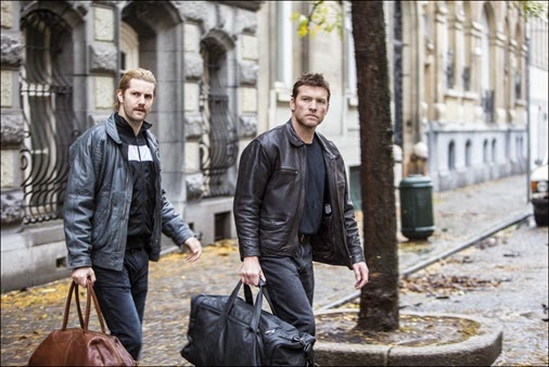 jim sturgess and sam worthington KIDNAPPING FREDDY HEINEKEN_