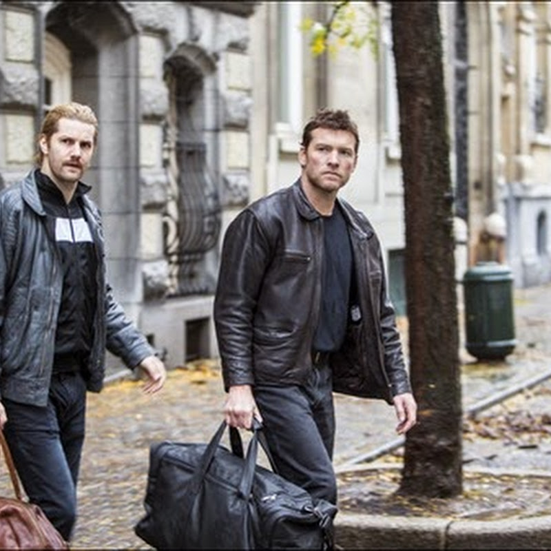 "Sam Worthington In The True Story Of ""Kidnapping Freddy Heineken"""
