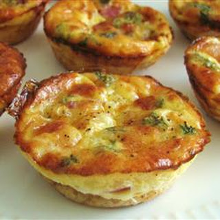 Easy Mini Quiche