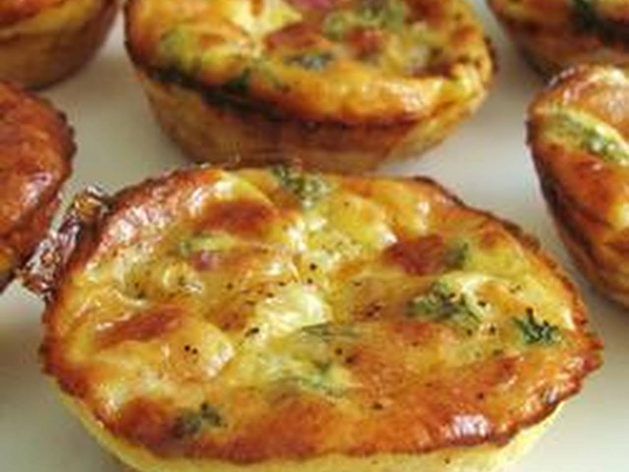 10 Best Mini Quiche Vegetarian Recipes Yummly