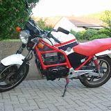 CB 450 S