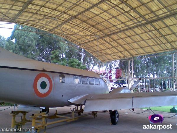 HAL-Museum-Bangalore-Plane-1