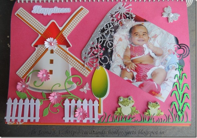 scrapbook layouts  2