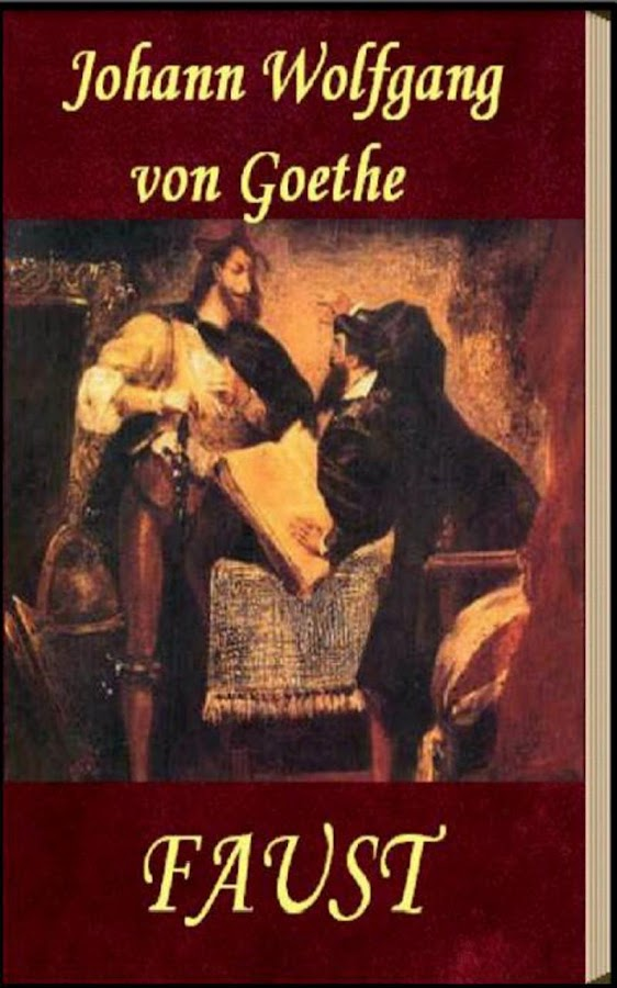 Image result for goethe faust