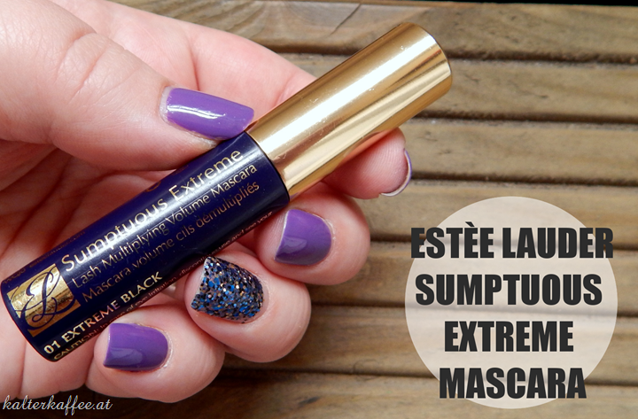 Estée Lauder Sumptuous Extreme Lash Multiplying Volume Mascara