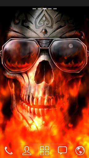 ★ Flames and Skulls v3.0 APK