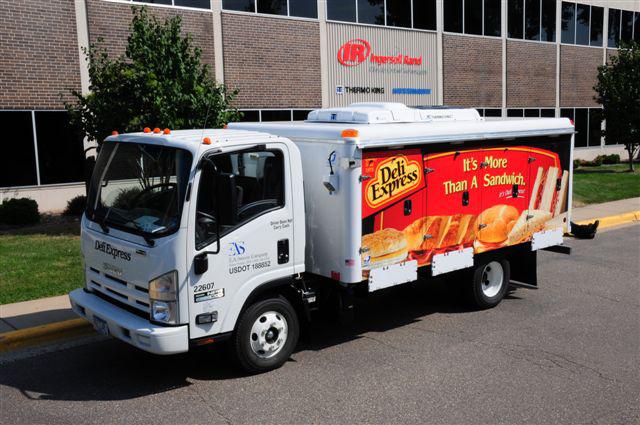 Deli Does It with Diesel, Says Isuzu | ShowTimes Clean Fuel